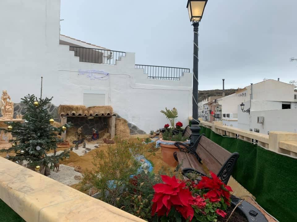 Espacio del municipio de Partaloa
