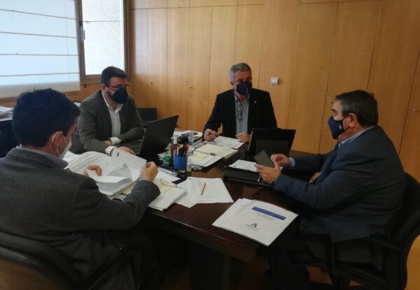 Reunión del Comité de Alertas de Almería.