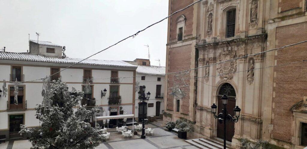 Plaza de Vélez-Rubio