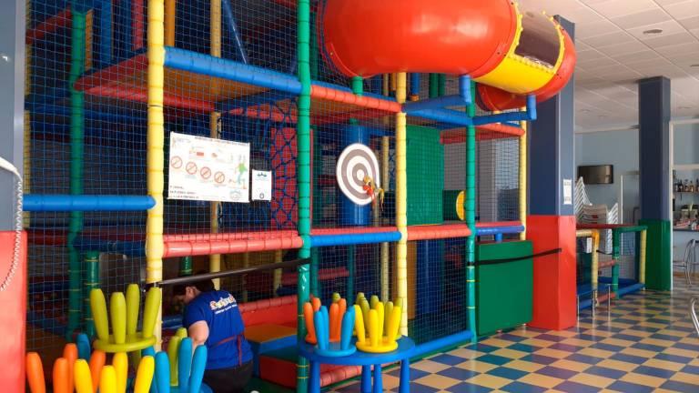 Centro de ocio infantil
