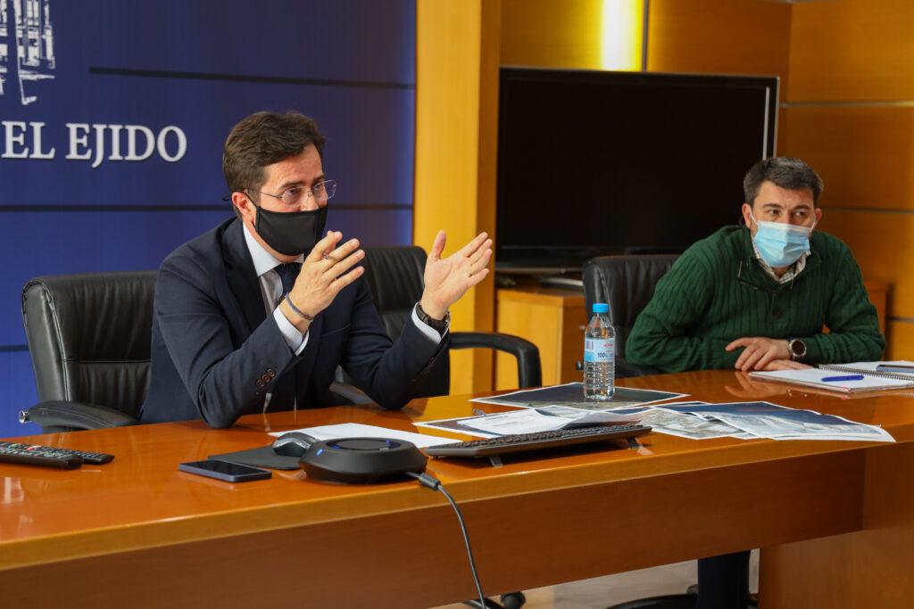 Reunión telemática con Subdelegación del Gobierno y Costas.