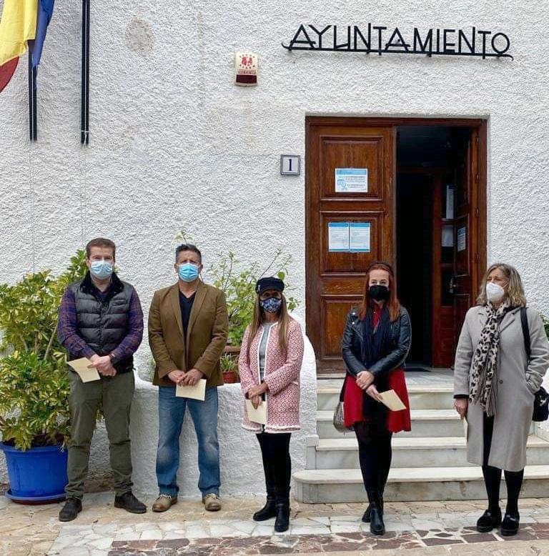 Foto Grupo Municipal Socialista Mojácar
