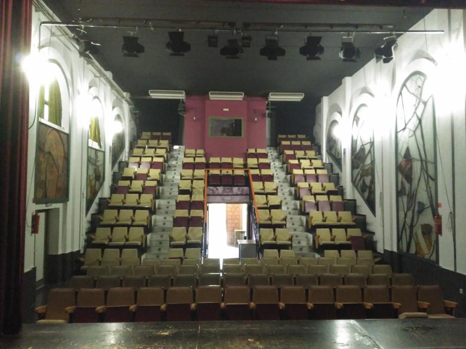Teatro de Dalías.