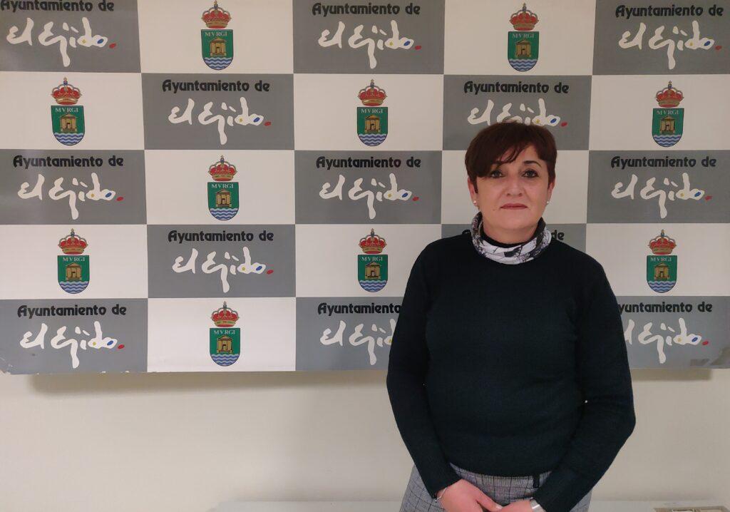 Maribel Carrión, portavoz del Grupo Municipal Socialista en el Ayuntamiento de El Ejido (2)