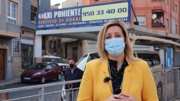 foto PSOE Adra, Teresa Piqueras Valarino