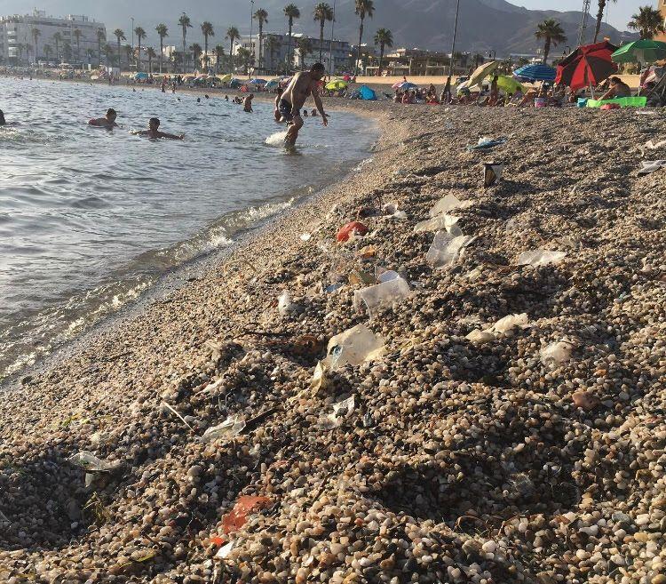 foto playa de Adra