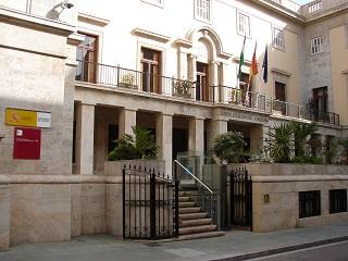 Sede de la Subdelegación del Gobierno en Almería