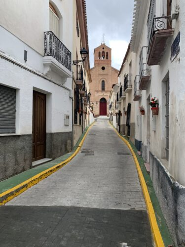 Calle de Lubrín