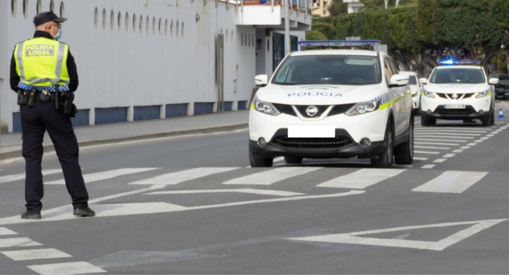 Campaña control velocidad Policía Local DGT