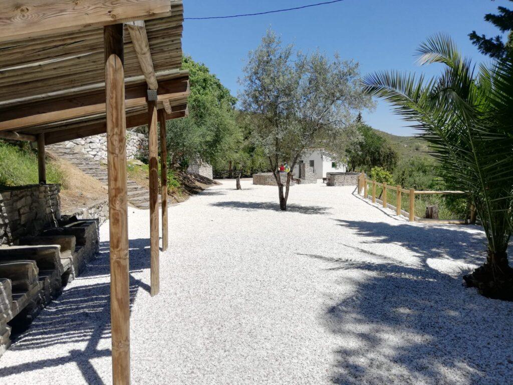 Area recreativa de Lubrín