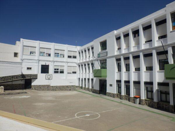 Colegio Antonio Relaño, en Abrucena