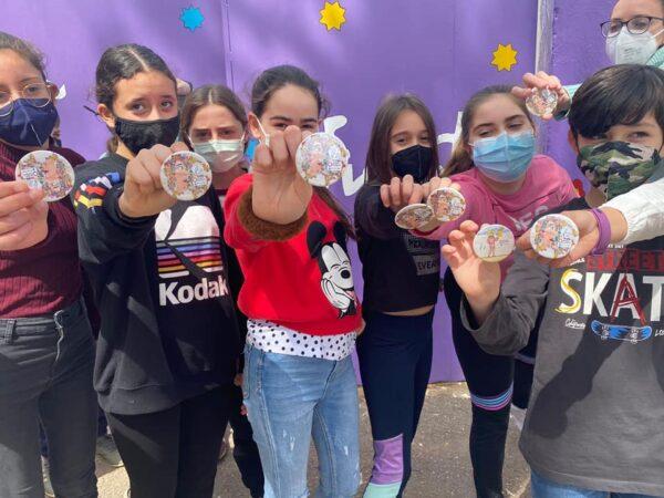 Menores del colegio Indalo de Almería