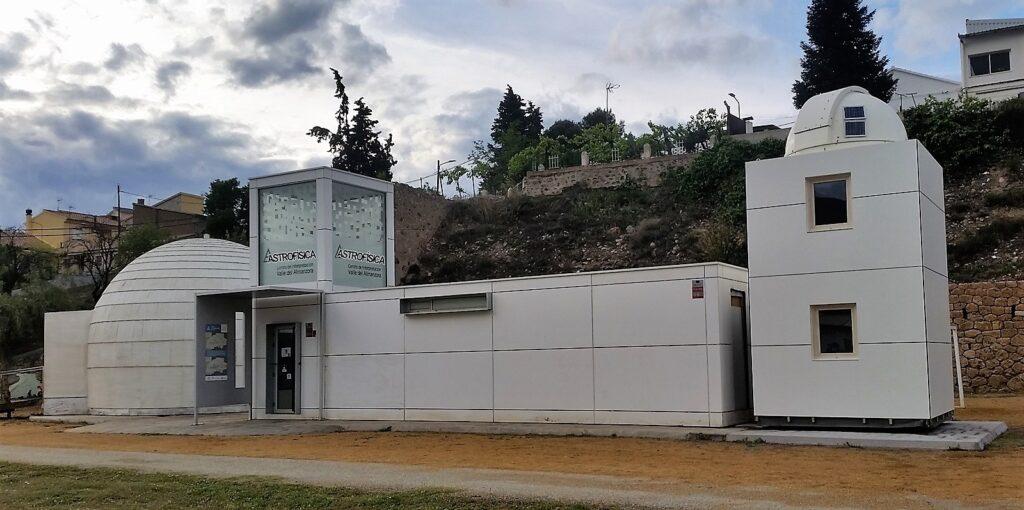 Observatorio de Serón.