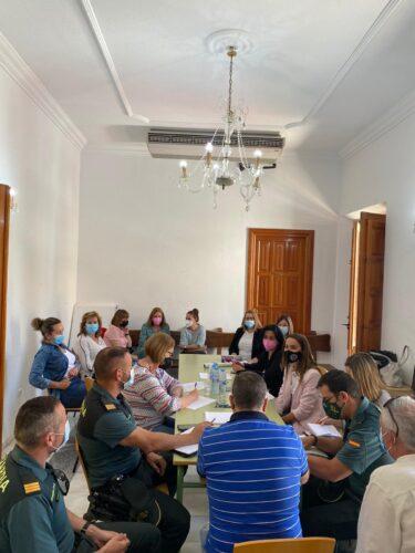 Reunión Viogen en Cantoria