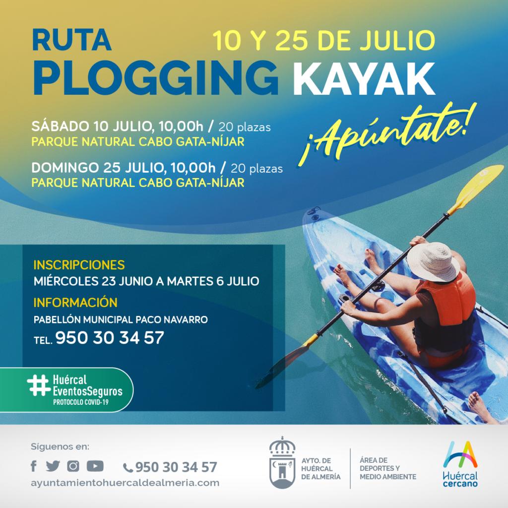 Cartel Plogging kayak