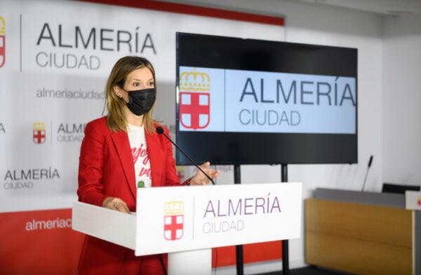 La edil de la capital Ana Martínez Labella