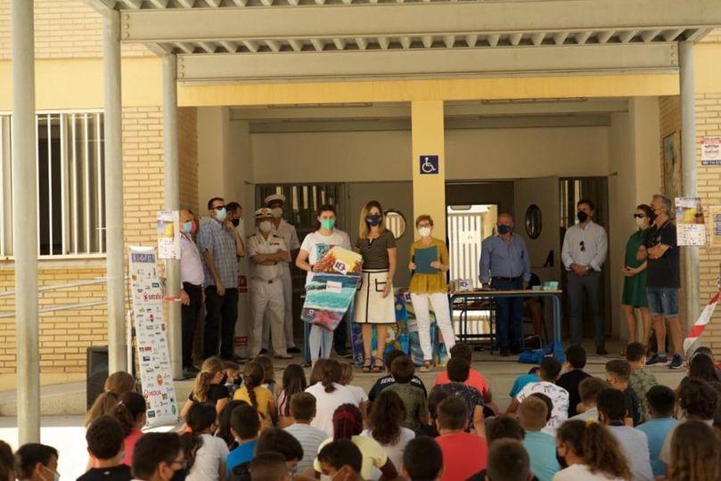 Concurso de dibujo en Balerma