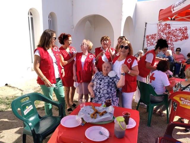 Cruz Roja Mojácar