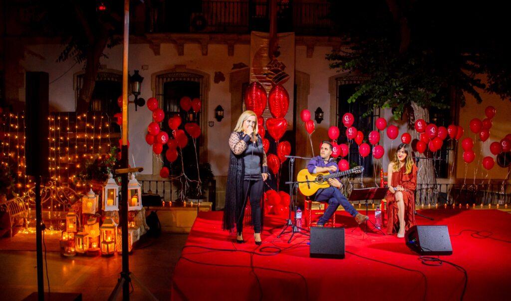 La noche Romántica en Níjar