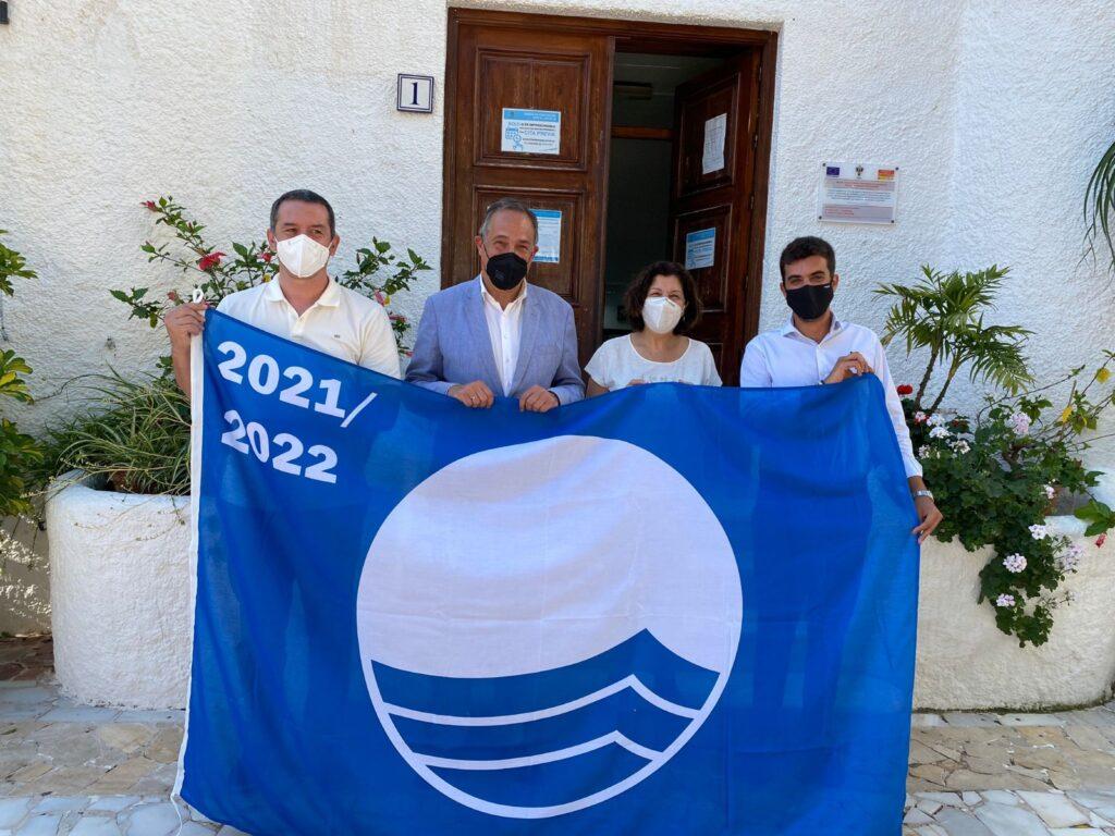 Bandera azul Mojácar