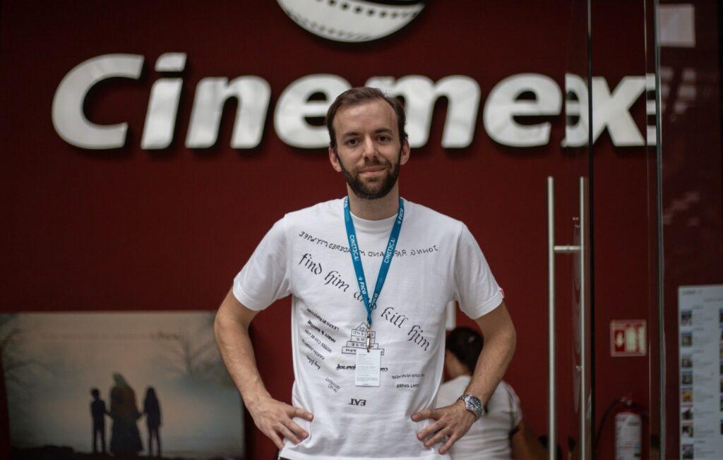 Guillermo de Oliveira, director de AWFF