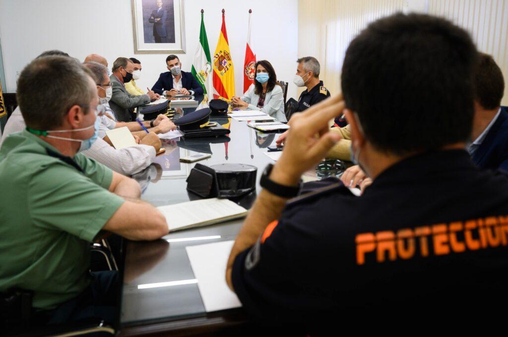 Junta Local de Seguridad Ayuntamiento de Almería