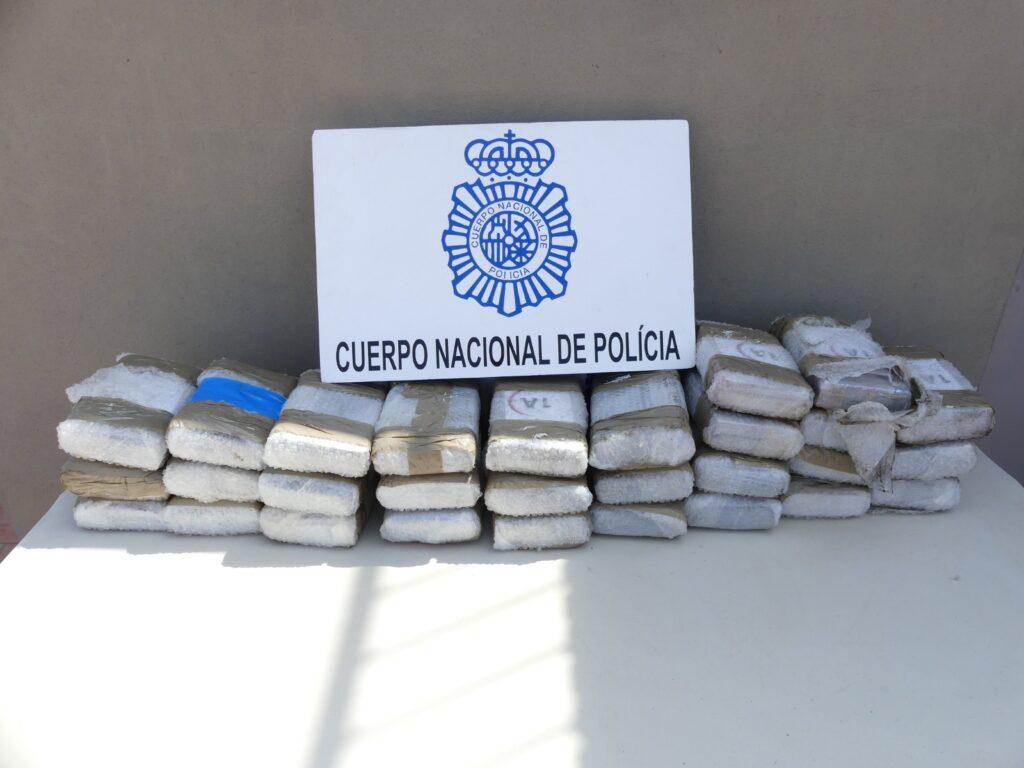 cocaína incahutada