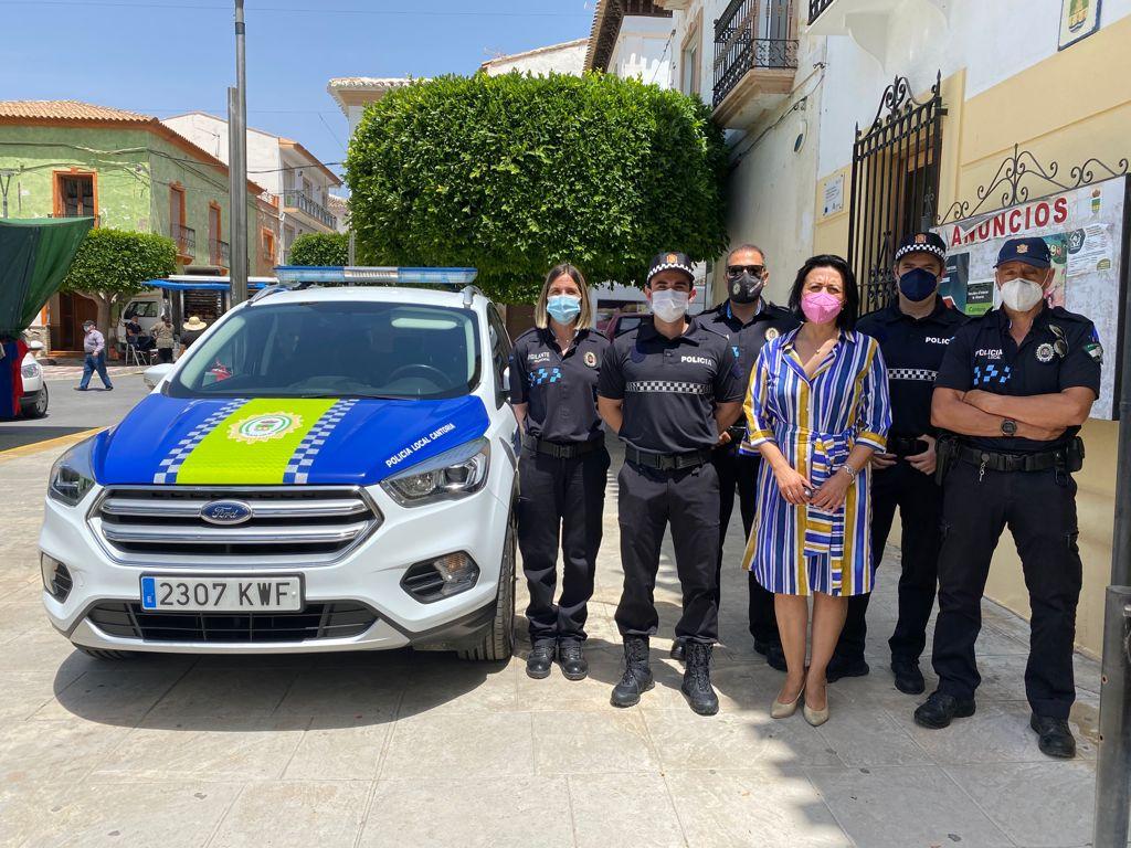 Policía Local Cantoria