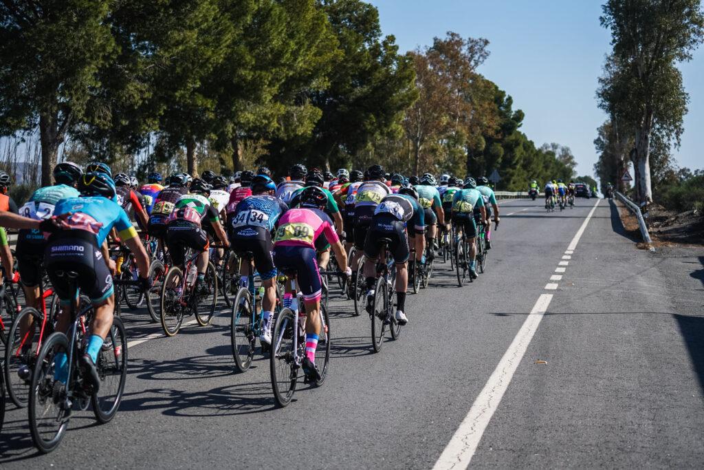 Ciclismo en Tabernas