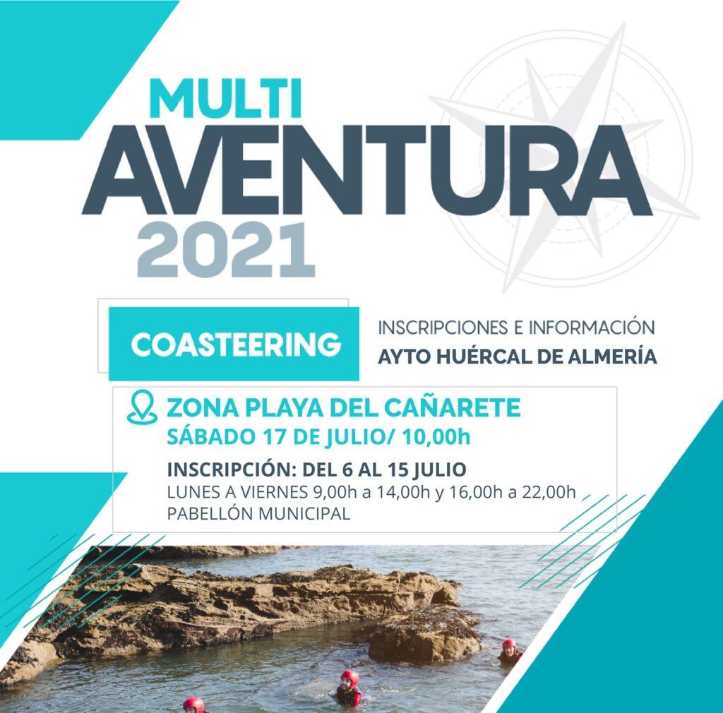 cartel coasteering
