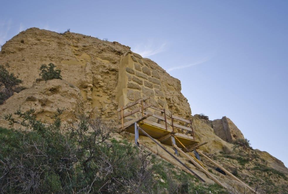 Yacimiento del Cerro del Espíritu Santo