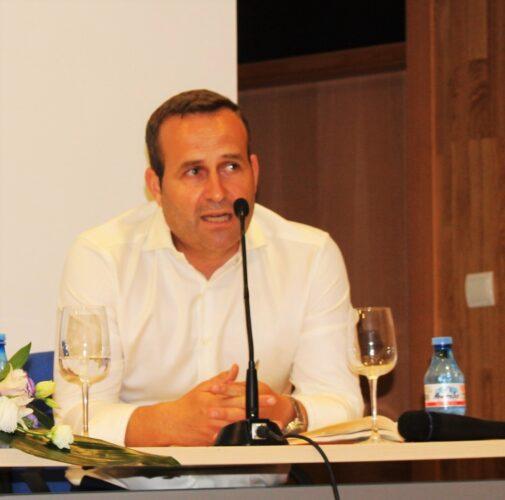 Alcalde de Lubrín, Domingo Ramos