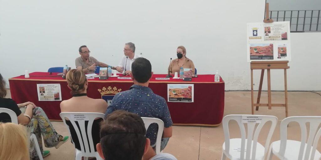 Aposento, presentación en NíjarAposento, presentación en Níjar