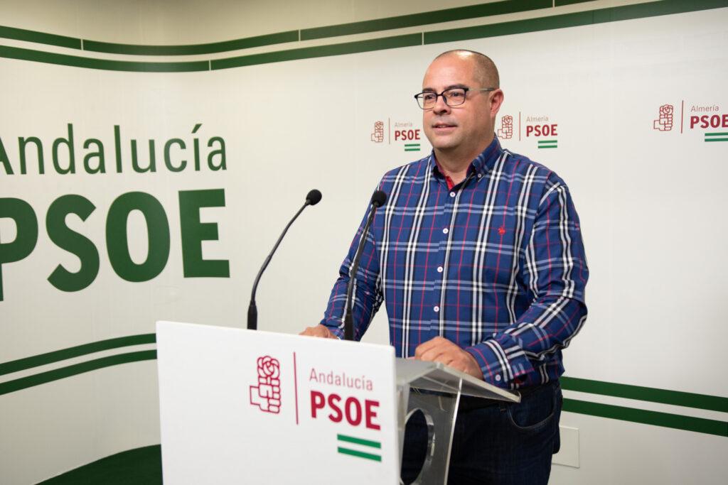 FOTO Juan Herrero Martínez, Secretario General del PSOE en Fines