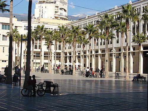 Plaza El Ejido