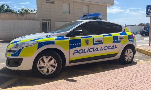 Policía Local Mojácar
