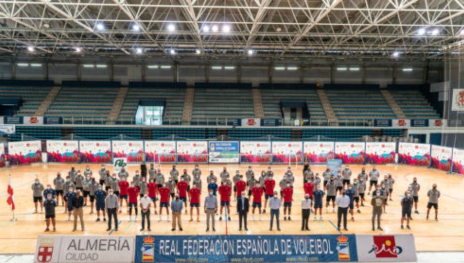 Stage voleibol Almería