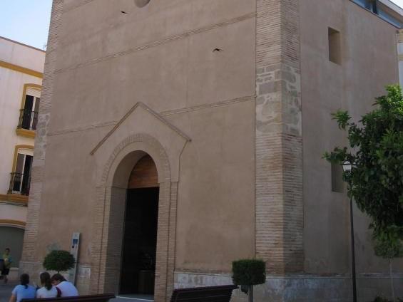Entrada al Convento de la Victoria