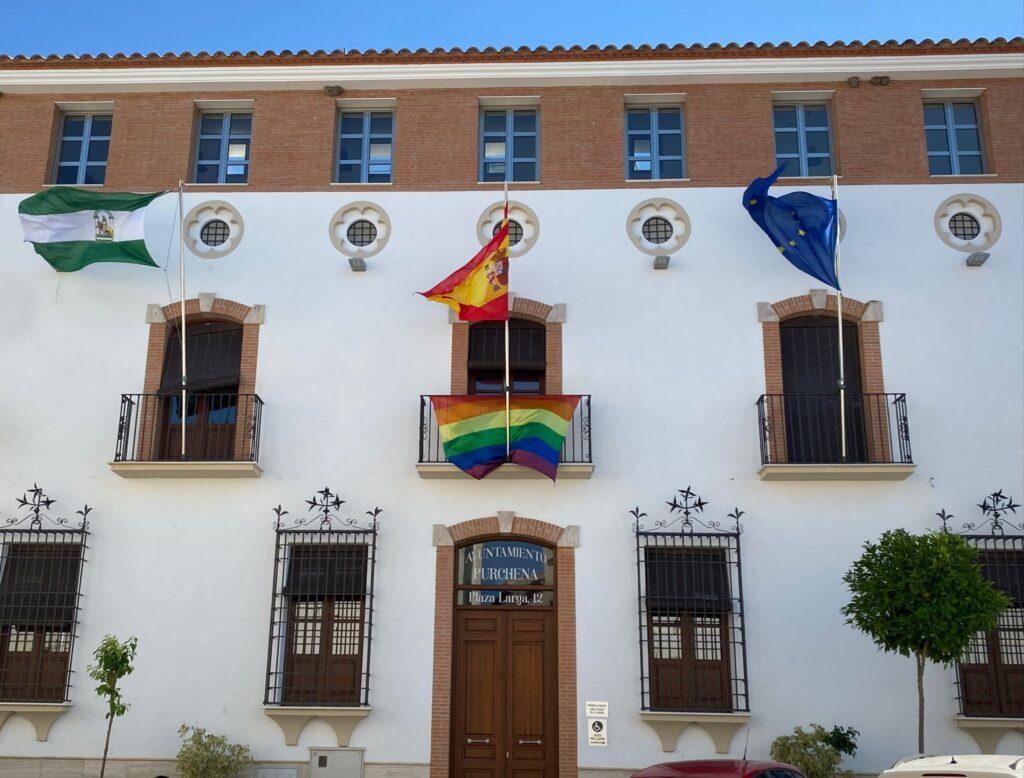 LGTBI ayuntamiento de Purchena