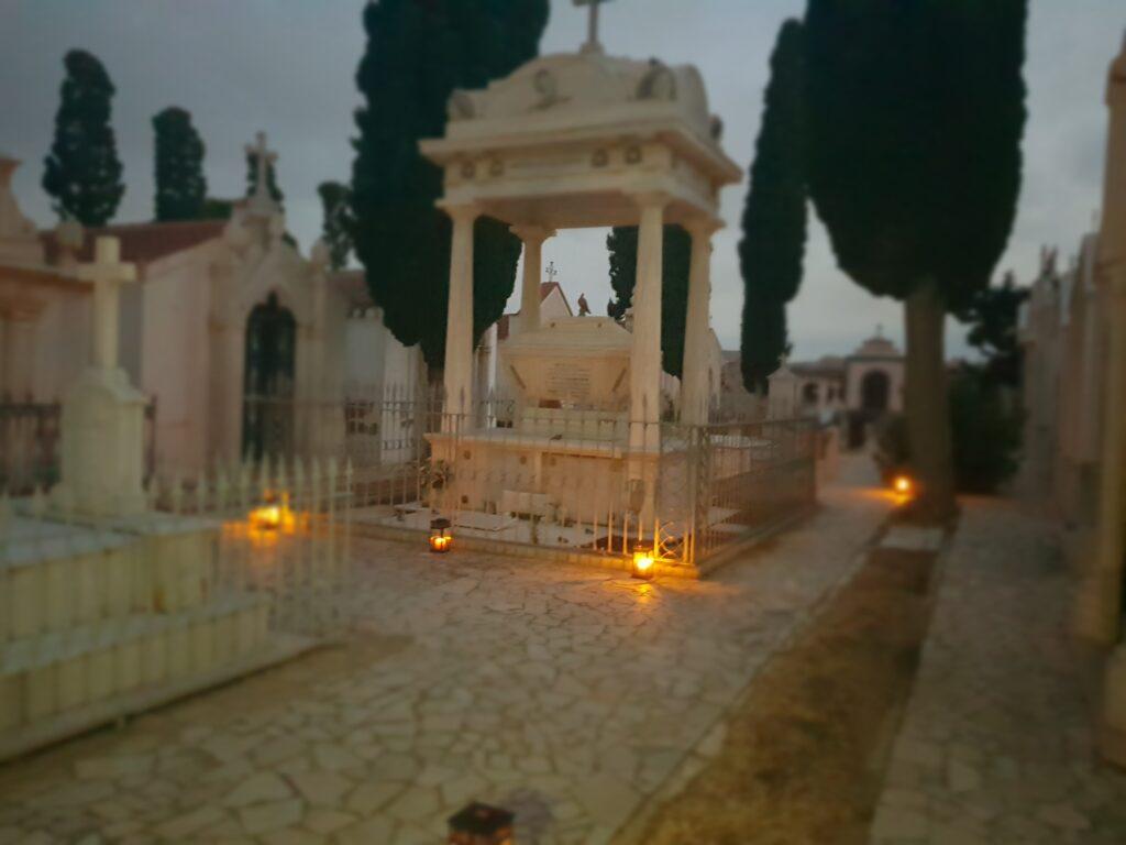 cementerio San Miguel Cuevas del Almanzora