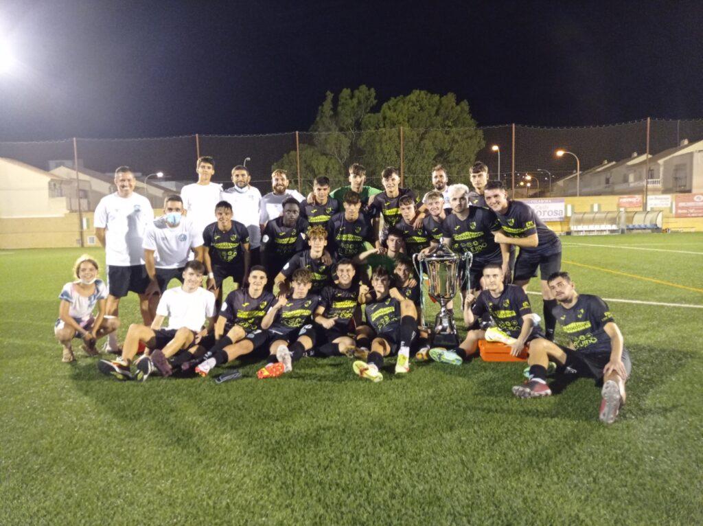 CD El Ejido, campeón juvenil
