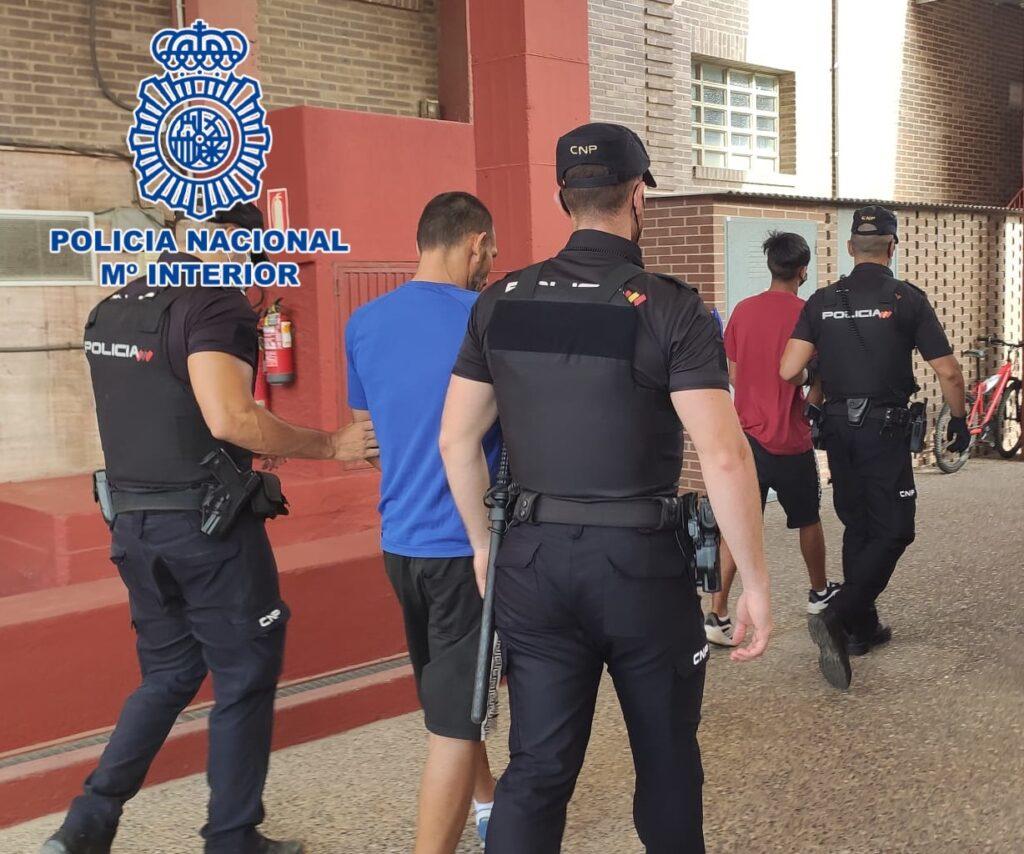 detenido por el tiroteo en Almería