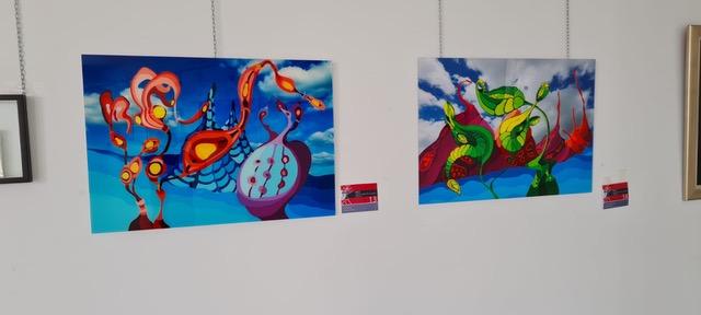 Exposición Eva Raquel Quesada