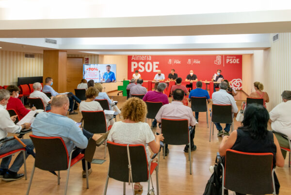 PSOE Ejecutiva Provincial