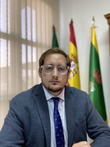 Ismael Gil Salmerón, alcalde de Abrucena