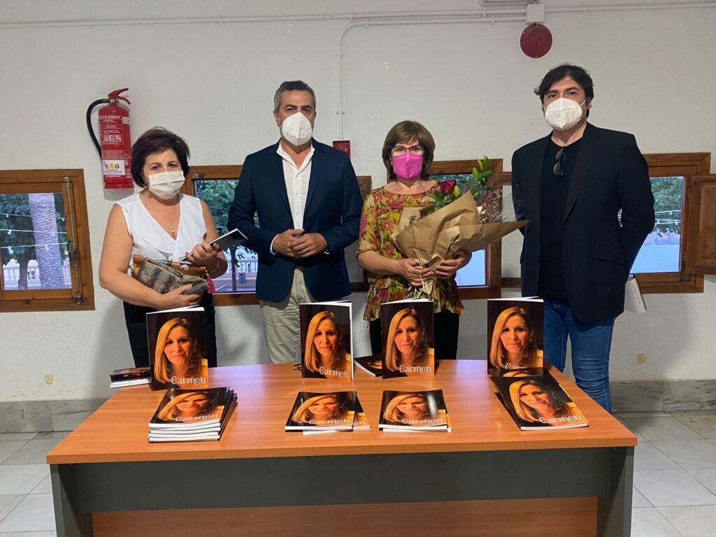 Presentación de libro en Serón.