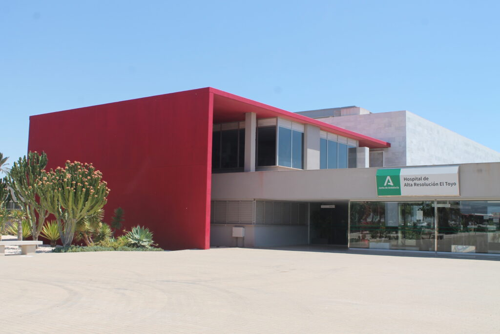 Hospital de El Toyo.